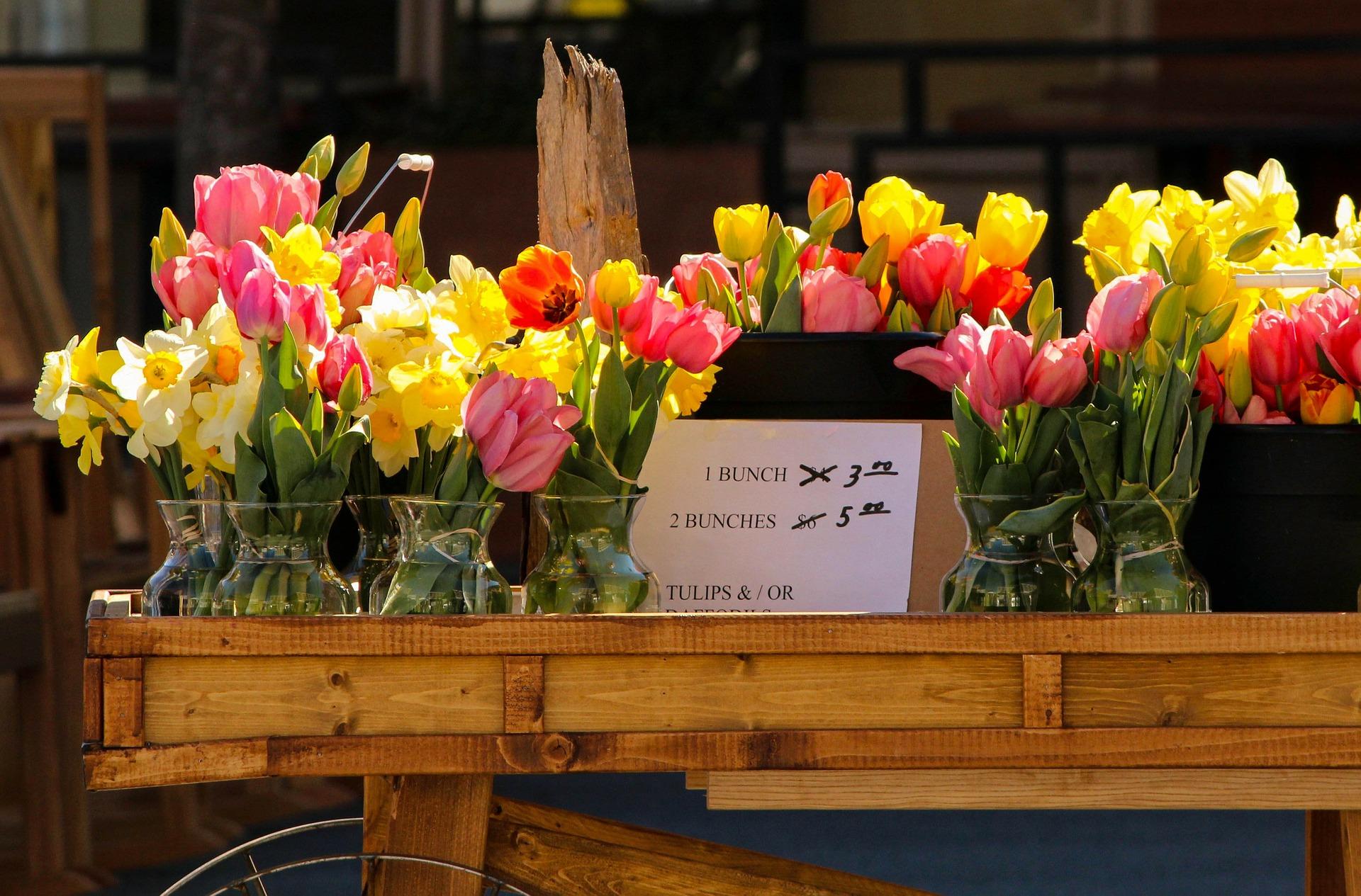 Chursdorfer Frühlingsmarkt am 6. Mai